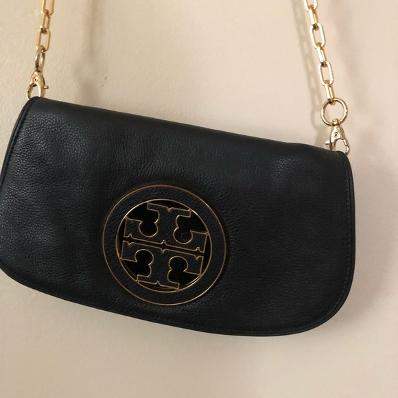 outlet best quality 60% discount Tory Burch crossbody clutch bag